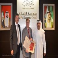 Dubai Economic Council Signs Partnership to Promote UK-UAE Trade